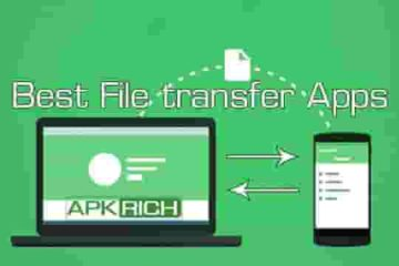 Best android file transfer apps