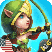 Castle Clash Mod Apk Download + Unlimited Money + Gems + Everything